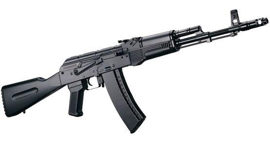 K6 Krukov - AK74 in real life