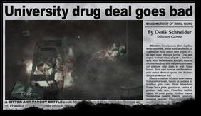 Newspaper ss01 Got Dust, Will Travel
