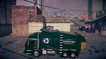 Steelport Municipal - left in Saints Row IV