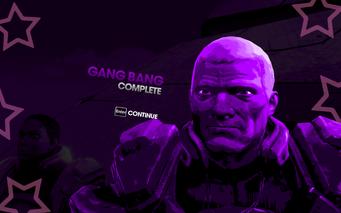 Gang Bang complete