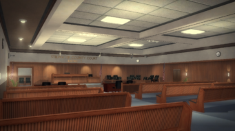 Stilwater Courthouse - Courtroom A