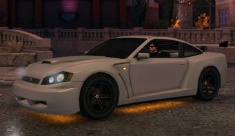 Torch - front left in Saints Row The Third