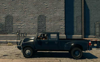 Compensator - left in Saints Row The Third