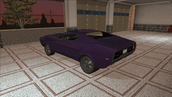 Saints Row variants - Hammerhead - Gang 3SS lvl3 - rear left