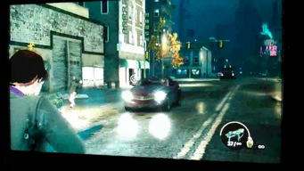 Sovereign - front left with lights in Saints Row The Third