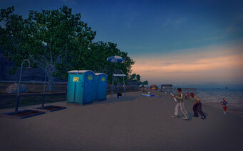 New Hennequet - beach