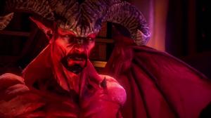 Satan - closeup promo