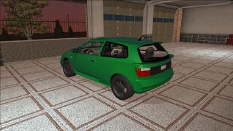 Saints Row variants - Mockingbird - Racer 01 - rear left