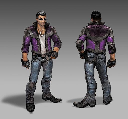 File:Johnny Gat Concept Art - Gat out of Hell - light jacket.jpg