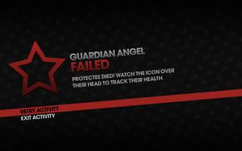 Guardian Angel failed - protectee died