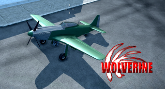 Wolverine - Bling variant - left with logo in Saints Row 2