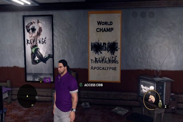 File:Angel's Gym - revenge posters.jpg