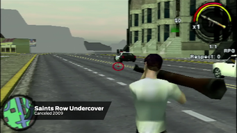 Saints Row Undercover - Gameplay with RPG