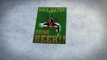 Brown Baggers - Save Water Drink Beer
