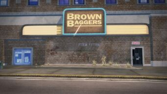Brown Baggers Shivington exterior