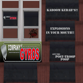 Company of Gyros store textures