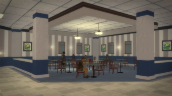 Stilwater Courthouse - Cafeteria