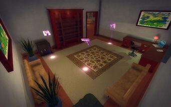 Downtown Loft - Classy - office