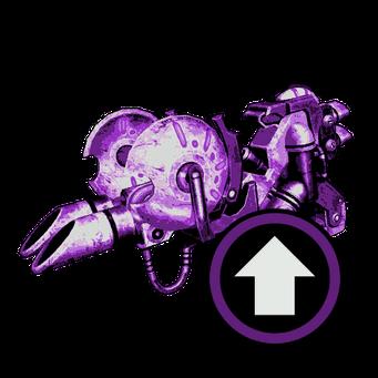 SRIV unlock reward weap upgrade blkhole