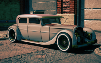 Relic - front right in Saints Row IV