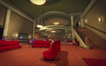 Downtown Loft - Modern - downstairs