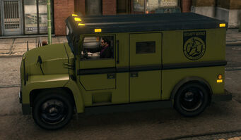 Titan - Steelport Security Service in Saints Row The Third