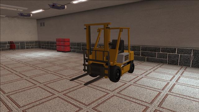 File:Saints Row variants - Forklift - standard - front left.png