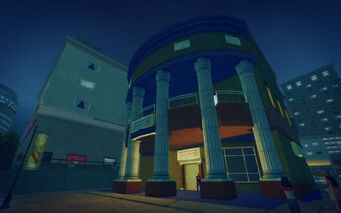 Nob Hill in Saints Row 2 - Impressions