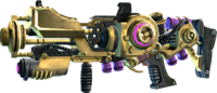 SRIV Rifles - Disintegrator - Disintegrator - Gold-Plated