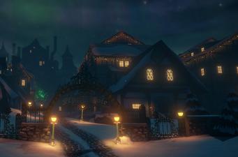 North Pole How the Saints Save Christmas