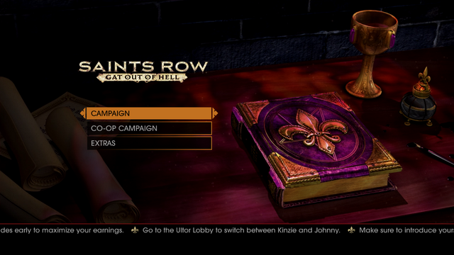 File:Gat out of Hell main menu - Go to the Ultor Lobby to switch between Kinzie and Johnny.png
