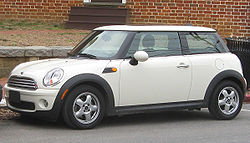 Halberd - real Mini Cooper