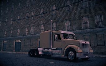 Peterliner - front right at night in Saints Row IV