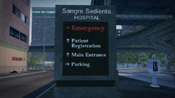 Sangre Sedienta Hospital (8)