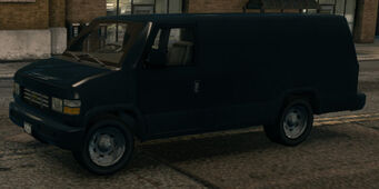 Anchor - Average variant in Saints Row The Third