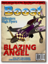 Boost-unlock racing plane