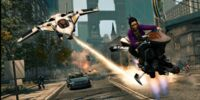 Multiplayer in Saints Row: The Third
