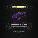 Saints Row unlockable - Vehicles - Julius's Car - Zenith