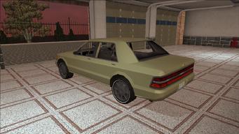 Saints Row variants - Destiny - Standard - rear left