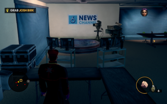 Nyte Blayde Returns - PR Center news room
