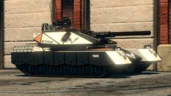 Crusader - front right in Saints Row The Third