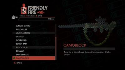Weapon - Special - Sniper Rifle - Block Gun - Camoblock