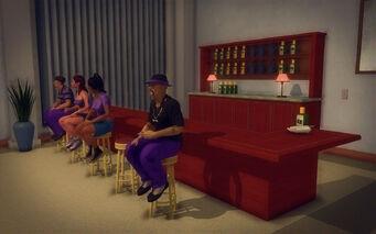 Downtown Loft - Classy - bar