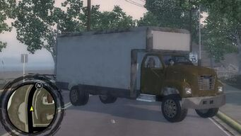 Mule - front right in Saints Row 2