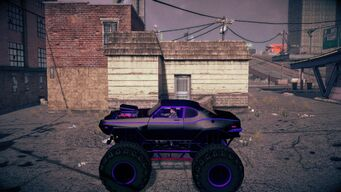 Cyber Bootlegger XL - left in Saints Row IV