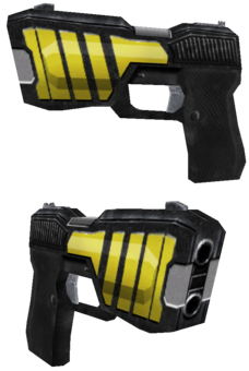 Stungun - Saints Row 2 model