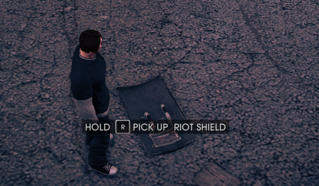 File:Riot Shield on the ground in Saints Row IV.png