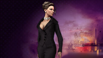 Saints Row IV Secret Service Shaundi