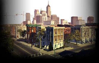 Saint's Row district promo