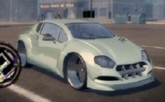 Hayate Z70 - front right in Saints Row 2
